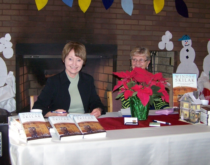 Book Signing Great Success!