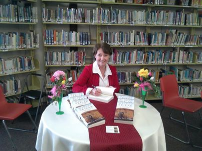 Valentine's Day Book Signing at Craigsville Public Library!